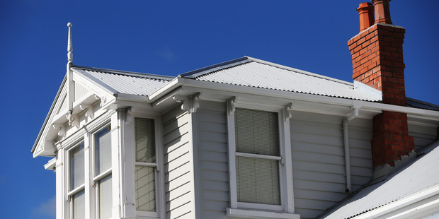 Home-ownership is nudging a new low with the fewest Kiwis living in their own homes in 66 years. Photo / Doug Sherring