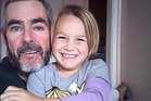 Alan Langdon's father Walter believes his son intended to sail to Australia with his 6-year-old daughter Que, not the Bay of Islands, as he claims. Photo / Facebook