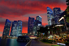 Air New Zealand is offering some one-way fares to Singapore for $469.