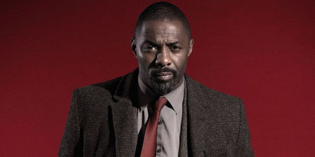 Idris Elba is keen to spend time with you this Valentine's - in the name of charity. Photo / Supplied