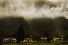Niwa's annual climate summary confirmed West Coast as New Zealand's wettest region. Photo / Stephen Parker
