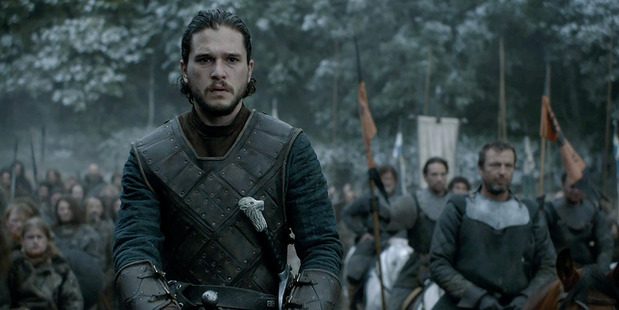 Kit Harrington has started filming as Jon Snow in the seventh season of Game of Thrones. Photo/Supplied