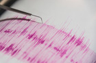 There has been a strong quake in the central New Zealand.