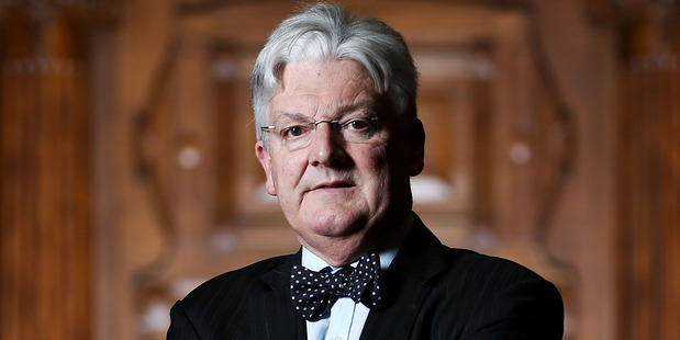 Peter Dunne, aka Captain Sensible, is standing again in this year's election. Photo / Getty Images