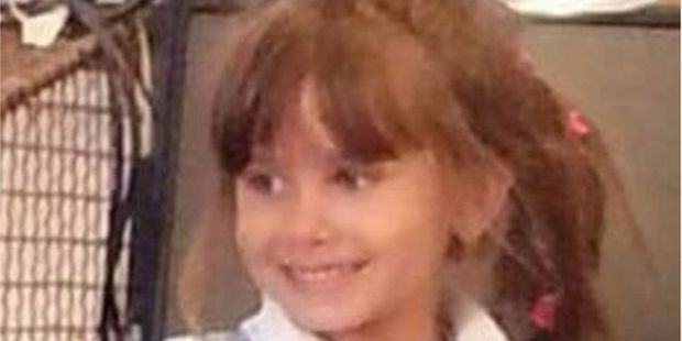 A girl, 7, found dead on a York path has been named as Katie Rough. Photo / North Yorkshire police