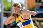 Jacko Gill will give budding shot putters a fine yardstick to gauge their worth. PHOTO/FILE