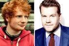 Ed Sheeran will appear on Carpool Karaoke in 2017.