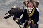 A 13 year old Mongolian girl defies tradition and hunts with an eagle.