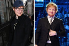 Ed Sheeran has lost around 20kg by exercising just 10 minutes every day. Photos / Getty Images