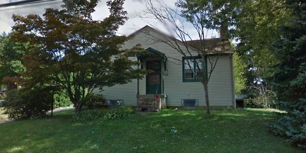 The house at 819 Tennis Avenue, where Grace was abused and killed.
