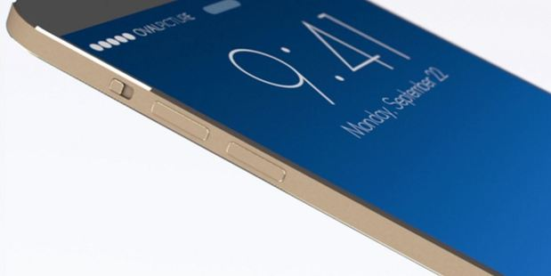 The iPhone 8 is rumoured to have flat stainless steel sides like the iPhone 4.