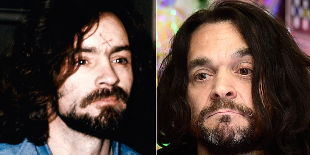 Loading When Matthew Roberts was 29 he made a startling discovery that Charles Manson may be his biological father. Photo / AP/Getty Images