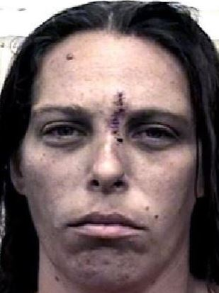 Michelle Martens was arrested after her daughter Victoria Martens was killed. Picture: Supplied