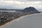Two men accused of indecently assaulting teenage girls at Mount Maunganui beach shortly after New Year celebrations have been named. Photo/file