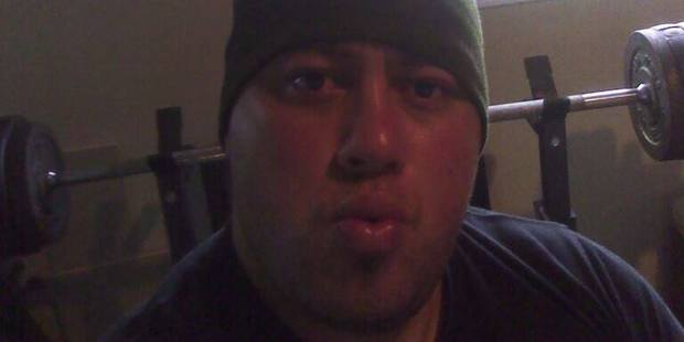 Nelson Ogle was jailed for assaulting a tourist after she got off a train. Photo / Facebook