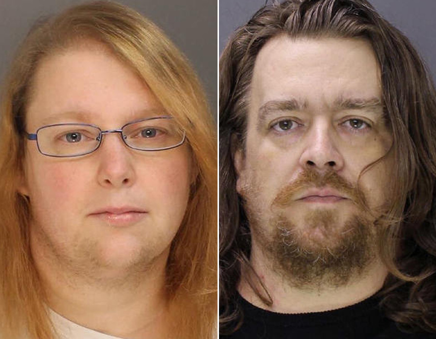 Sara Packer and Jacob Sullivan have been charged with a number of crimes.