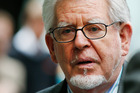 Rolf Harris is accused of sexually assaulted young girls. Photo / AP