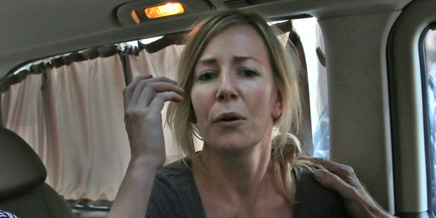 Sally Faulkner is crowd-funding in another attempt to bring her two children home from Lebanon. Photo / AP