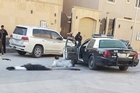 GRAPHIC CONTENT : Security forces in Riyadh shot and killed Salem bin Yaslam al-Saya'ari , who had previously studied in New Zealand