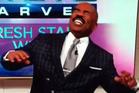 Steve Harvey mocked Asian men on his talk show Monday. Photo / Steve Harvey Show