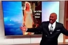 Steve Harvey is under fire after airing a segment on his eponymous talk show during which he mocked the looks of Asian men.