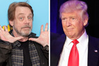 Mark Hamill just took on Trump the way that literally only he could. Photos / Getty Images, AP