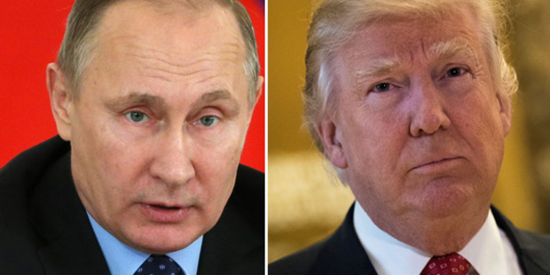 """Loading All around the world, politicians in the mould of Donald Trump and Vladimir Putin are rising. They all pose the same """"profound threat"""". Photo / Getty Images"""