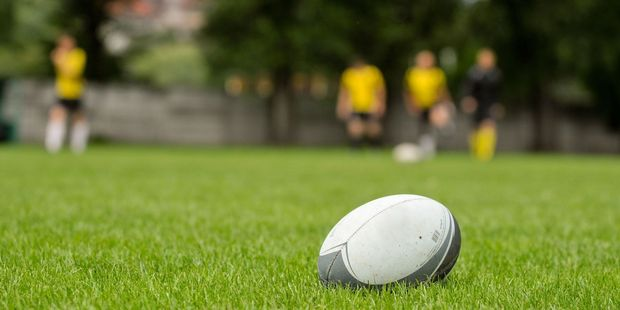 The club rugby player was injured on Sunday. Photo / 123RF