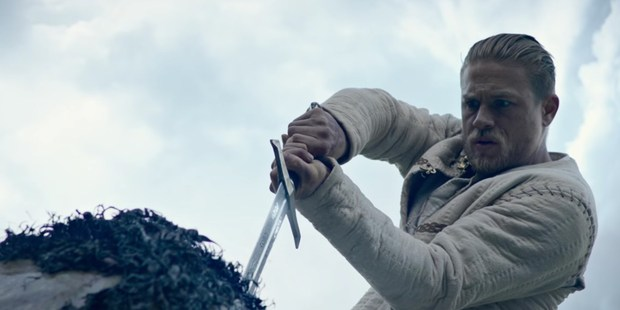 Loading Charlie Hunnam stars in King Arthur: Legend of the Sword