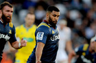 Lima Sopoaga has been named on the bench for the Highlanders ahead of their clash against the Western Force in Perth on Saturday. Photo / Photosport.