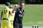 New Zealand's Amelia Kerr. Photosport