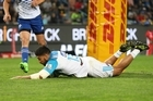 The Blues' season is probably over after a narrow loss to the Stormers in Cape Town