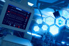 Massive cyber attack caused a worrying blackout during a heart operation, a surgeon said. Photo / 123RF