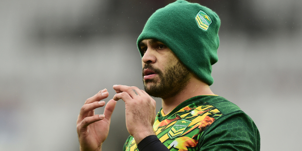 Greg Inglis. Photosport