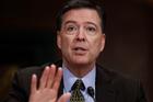 Former US FBI Director James Comey. Photo / AP
