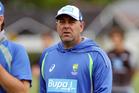 Darren Lehmann, Australia coach. Photo / Paul Taylor