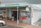 An employee at Birkdale Superette was robbed at knifepoint. Photo / Google