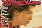 Lorde on the cover of the latest Rolling Stone magazine, in which she reveals her second album started out as a story about aliens.