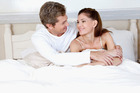 Studies have found that 59 per cent of over-50s are having regular sex. Photo / Getty