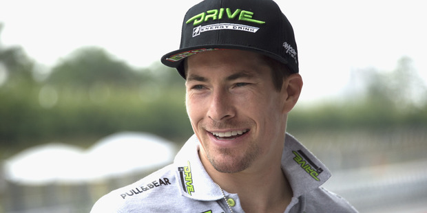 Nicky Hayden looks on in pit during day three of the Sepang MotoGP Tests. Photo / Getty Images