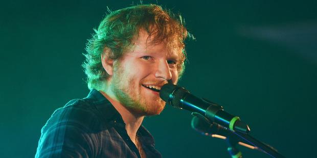 Loading Ed Sheeran loves New Zealand. Photo / Getty
