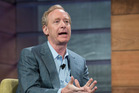 Microsoft president and legal officer Brad Smith. Photo / Getty Images