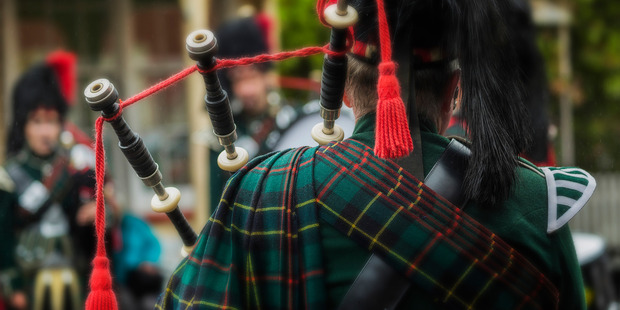 It is understood that the wedding will even be complete with bagpipes. Photo / Getty