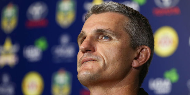 Wests Tigers coach Ivan Cleary. Photo / Photosport