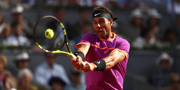 Nadal Downs Thiem to take Madrid Open Crown