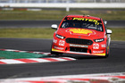 Scott McLaughlin during the Winton SuperSprint. Photo / Getty Images