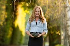Jen Scoular is the chief executive of Avocado Industry Council and is super chuffed about a record season. Photo/supplied