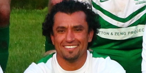"""James """"Jimmy Sparks"""" Bennion, 38, died after collapsing during a football game in Tuakau. Picture / Supplied"""