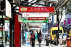 Linguis International in Queen St, Auckland, has closed down