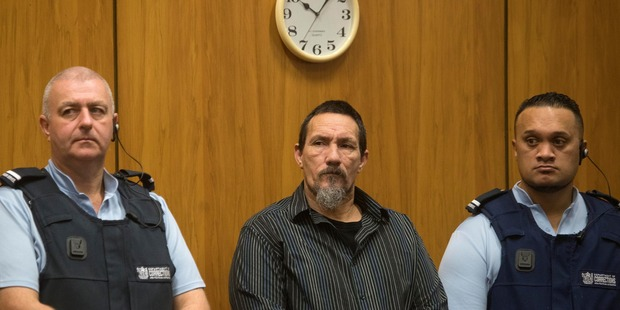 Peter Carroll is on trial for murder. Photo / Supplied
